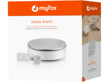 Myfox Home Security Alarm Kit